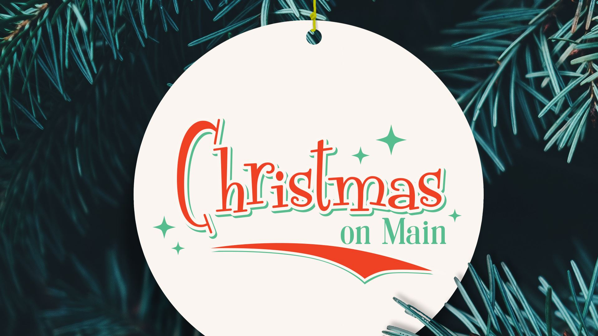 Christmas On Main FB Event Cover