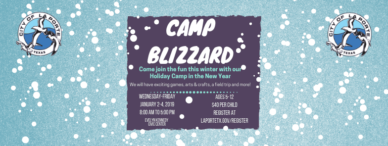 Camp Blizzard Event Cover