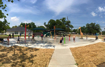 MLK Splash Park