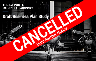Airport Study CANCELLED